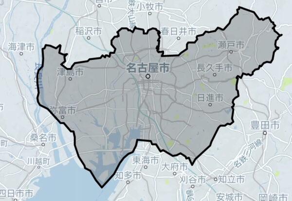 ウーバータクシー名古屋