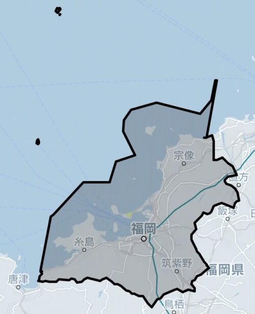 ウーバータクシー福岡