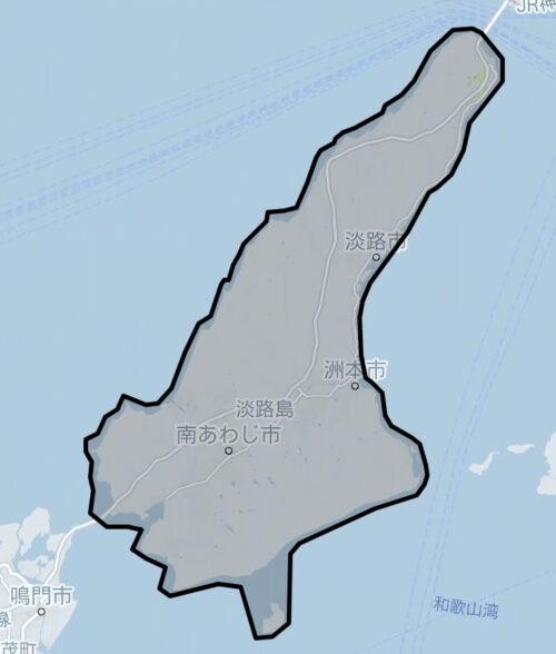 ウーバータクシー淡路島